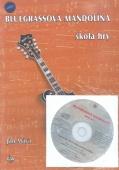 Bluegrassová mandolína - Máca Petr