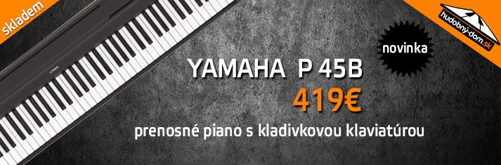 YAMAHA P 45B