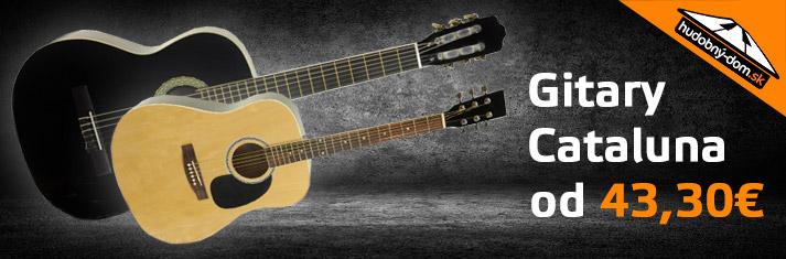 Gitary CATALUNA od 36 eur